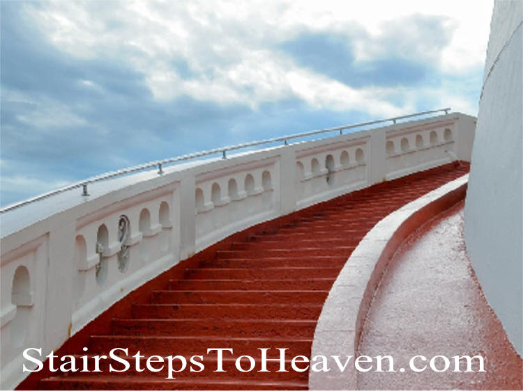 Image result for stair steps to heaven